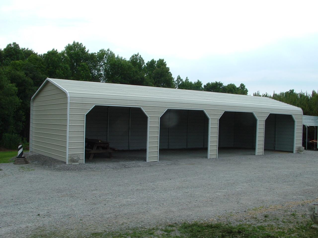 Metal Carport Metal Garage Pictures By Disk Works Of